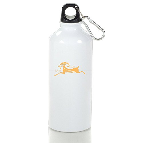 Price comparison product image Handson Travel Mug Crazy Goat Lady Insulated Water Bottle Size 500ml