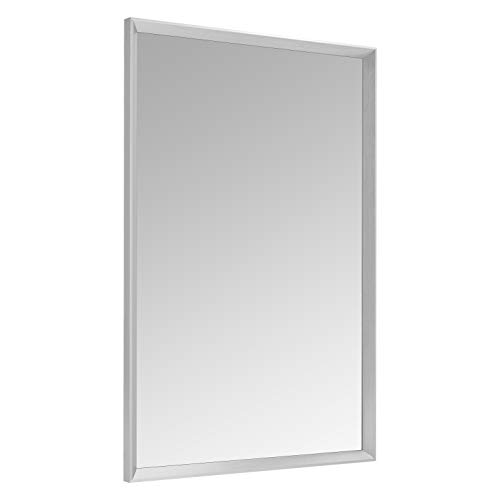 AmazonBasics Rectangular Wall Mirror 24