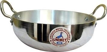 JK Aluminium Kadhai (4 L)