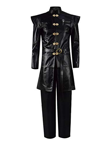 FANERR Tyrion Lannister Cosplay Costume Outfit for Men
