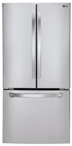 LG LFC24770ST24.0 Cu. Ft. Stainless Steel French Door Refrigerator -...