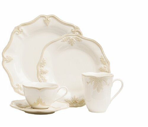 - Lenox Butler's Pantry Gourmet Earthenware 9-Inch Accent Plate