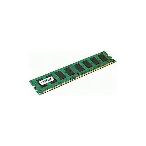 Crucial CT51264BA160B 4GB (1 x 4GB) 1600MHz (PC3 12800) DDR3 Non-ECC 1.5V CL11 Desktop Memory