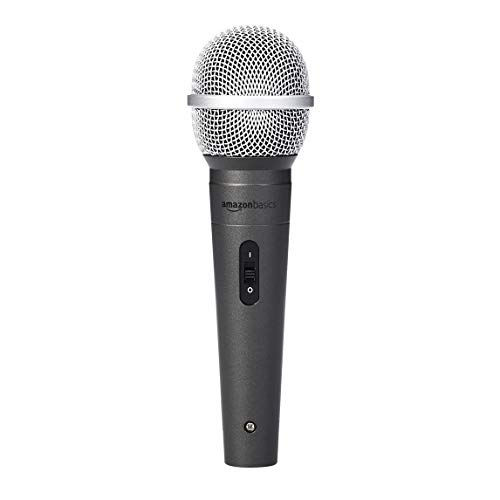 AmazonBasics Dynamic Vocal Microphone