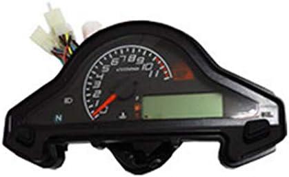 オートバイKP150 LF150-10デジタルLCD電子機器オドメーターオートバイアクセサリー推進 YHWJP