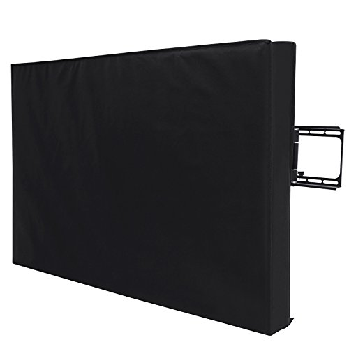 "SONGMICS Outdoor TV Cover for 50""- 55"" Waterproof TV Protect"