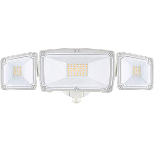 Triple Outdoor Flood Light