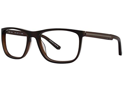 OGA MOREL Eyeglasses Made in France TANGER 7771 7771O (matte brown, one color)
