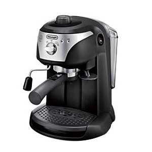 DeLonghi espresso cappuccino maker EC221B by DeLonghi
