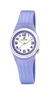 Calypso K5218/3 - Reloj para niños de cuarzo, correa de plástico color azul claro