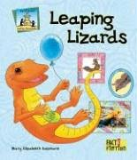 - Leaping Lizards (Sandcastle: Fact & Fiction (Hardcover))