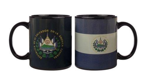 Win&Co El Salvador Changing Mugs Set of 2
