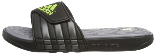 best service be504 c2c31 adidas Performance Unisex-Erwachsene Adissage SC Dusch-  Badeschuhe  Schwarz (Black 1Solar SlimeNeo Iron Met. F11) 50 EU Amazon.de Schuhe   Handtaschen