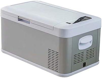 18L車の冷却装置の圧縮機の冷蔵12V 24V小型の冷却冷凍庫の小型携帯用クーラーの自動冷却装置