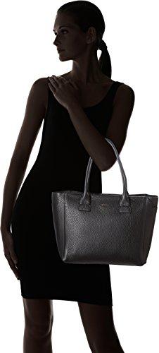 Furla - Capriccio Medium, Bolsos totes Mujer, Schwarz (Onyx), 15x27x31 cm (B x H T)