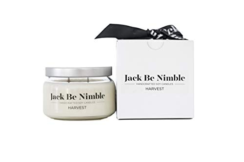 Jack Be Nimble, Harvest Soy Candle, 10oz