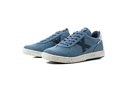 Munich G 3, Zapatillas de fútbol Sala Unisex Adulto, Azul (Canvas 822), 40 EU: Amazon.es: Zapatos y complementos