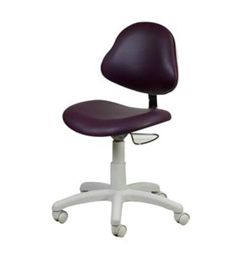 Tan Aluminum Base Pro Advantage P272174 Stool Lumbar Backrest /& Contour Seat