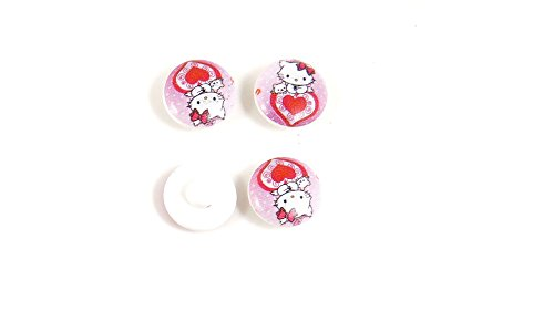 hello kitty buttons for sewing - 3