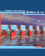 Introduction to Networking Using Netware 41 (2nd, 01) by Velasco, Nancy B [Paperback (2000)]