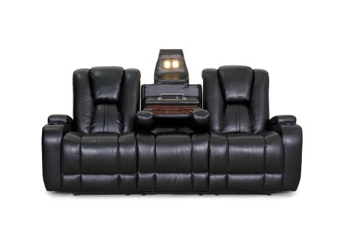 Seatcraft Innovator Reclining Sofa With Power And Drop
