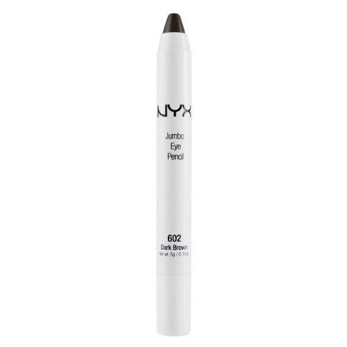 NYX Jumbo Eye Pencil Shadow Liner 602 Dark Brown