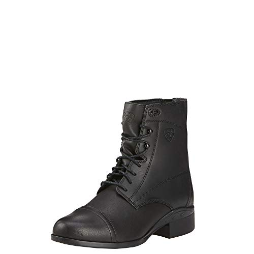 ARIAT Women's Scout Paddock Boot Black Size 8 B/Medium ()