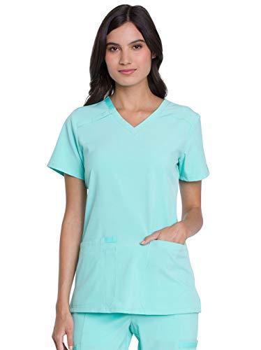 Women's EDS Essentials V-Neck Scrub ()