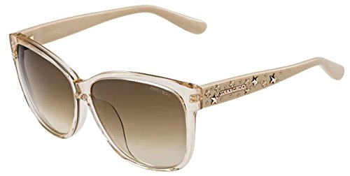 68141bceceb Image Unavailable. Image not available for. Colour  Jimmy Choo Sunglasses  Women ...