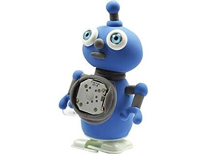 COLEPROFE Moldea Tu Robot Blues con Pasta Moldeable: Amazon ...