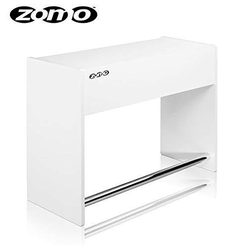 Zomo(ゾモ) / Deck Stand Ibiza 120 (White) - DJテーブル - 《組立式》   B07G844D66