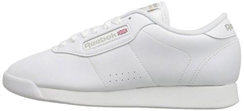 Reebok Princess Mujer Blanco Grande Deportivas Zapatos uevo EU 36
