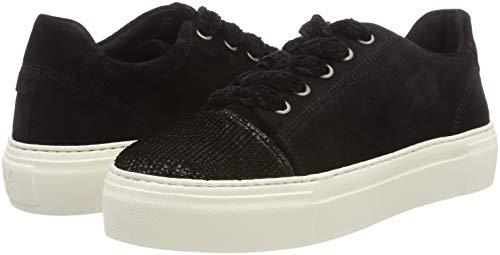 Black 990 Schwarz Sneaker Damen O'Polo Marc PxvwnOI6