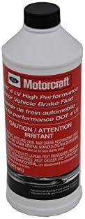 Fluido de freio automotivo Ford Fluid PM-20 DOT-4 LV de alto desempenho - 473 ml
