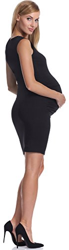 Be Mammy Maternidad Vestirse para mujer 242 Negro