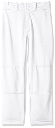 - Wilson Youth Classic Relaxed Fit Baseball Pant, White, XX-Large