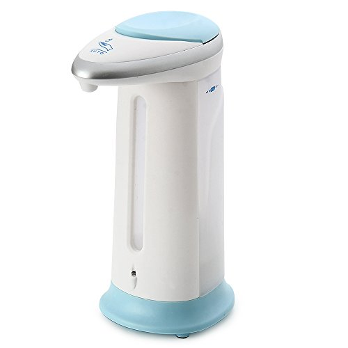 AD - 03 400ml Automatic Soap Dispenser with Built-in Infrared Smart Sensor for Kitchen Bathroom