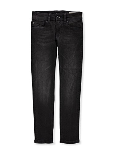 Diesel Big Boys' Sleenker Jeans - Black, - Kids Jeans Diesel