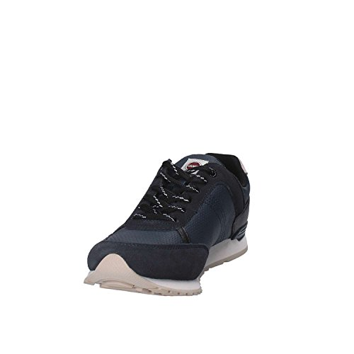 Travis TRAVISD023BLACK COLMAR Turnschuhe 023 Drill Navy Black dx8qa8