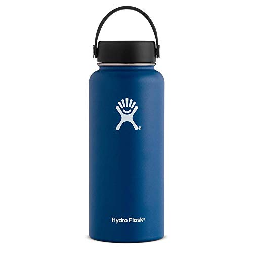 Hydro Flask BPA-free Double Wall Vacuum Insulated Stainless Steel Leak Proof Sports Water Bottle...