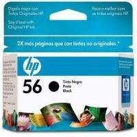 HP C6656AL Cartucho de Tinta No. 56 para Photosmart P100, Negro