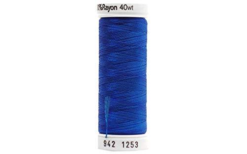 Sulky Rayon Thread 40wt 250yd, Dark Sapphire