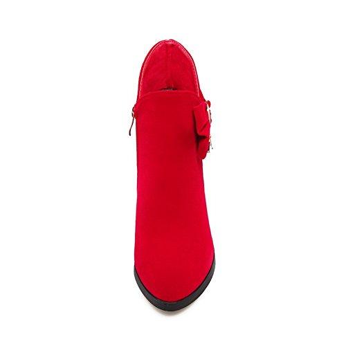 BalaMasa BalaMasaAbl10288 - Sandali con Zeppa donna, Rosso (Red), 35 EU