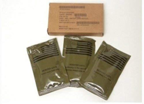 (Fuel Gel Fire Starter Diethylene Glycol 3-Pack Mil-Spec / US Military Issue)