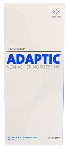 Adaptic Non-Adherent Wound Dressing - 3