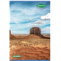 Sundaram Winner A4 Jumbo College Book 172 Pages- Pack of 6 Books