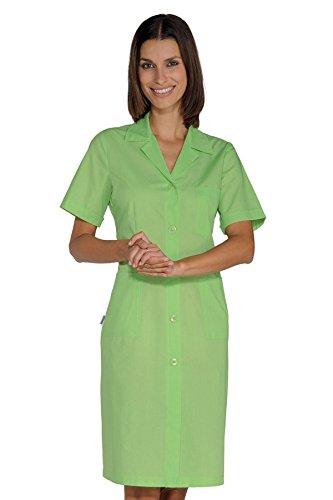 Mela 65 18171 S Poliestere A Mela Manica Cotone Donna Camice Isacco 35 Lunga Verde Pressione Bottoni twZFXpf