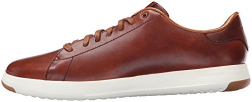 Cole Haan Men's Grandpro Tennis Fashion Sneaker, Woodbury Handstain, 7 M US