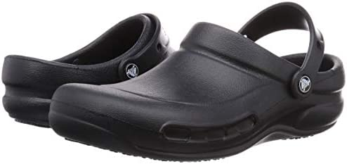Crocs Unisex-Adult Bistro Graphic Clog | Slip Resistant Work Shoes
