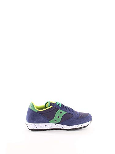 Sneakers 7 Saucony Camoscio e in Jazz Nylon YxA0Bq0ZS